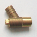 Light Pattern 15mm Soldered Drain Off Cock - 07002490